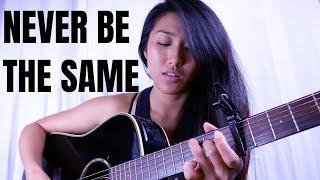 Baixar [Camila Cabello - Never Be the Same] | Olivia Thai Cover