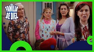 Una familia de 10, Capítulo 7: La Nena odia la visita del tío Rorro | T4 | Distrito Comedia