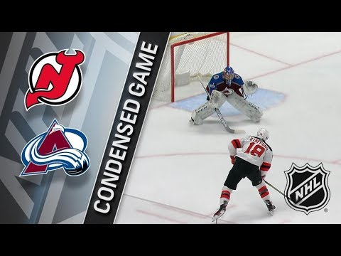 New Jersey Devils vs Colorado Avalanche - Dec. 01, 2017 | Game Highlights | NHL 2017/18. Обзор матча