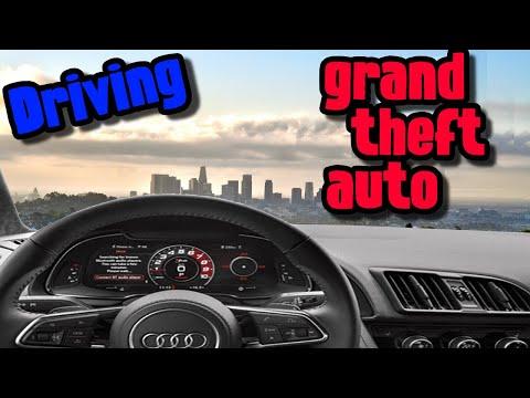 (How To Drive PC GTA V) Mouse & Keyboard 1440p 2020 Grand Theft Auto 5 GTAV TheGrayFoxTv