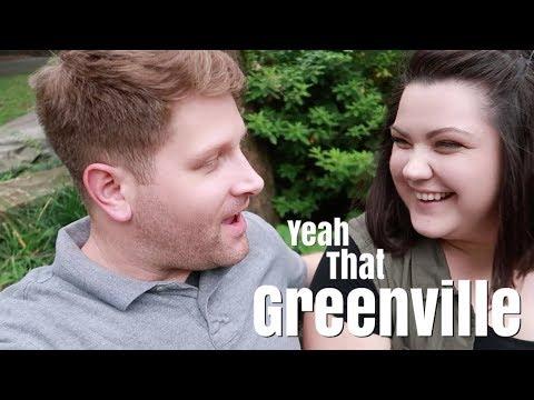 Let's Take A Walk: Downtown Greenville, SC