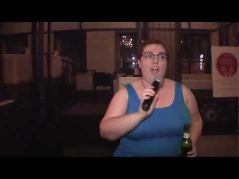 District Karaoke - Week 7, Guilty Pleasures: Andrea Piernock