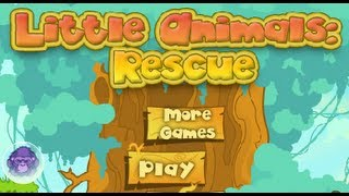 Little Animals Rescue-Walkthrough