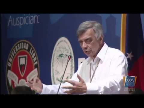 Palabras Jairo Parra Quijano - Congreso ICDP 2014