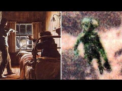 The Kelly-Hopkinsville Close Encounter with Extraterrestrial Beings in 1955 - FindingUFO
