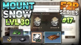 MOUNT SNOW! LEVEL 3 ARMORER! - NOOB TO PRO PART #17 - F2P SERIES - LifeAfter