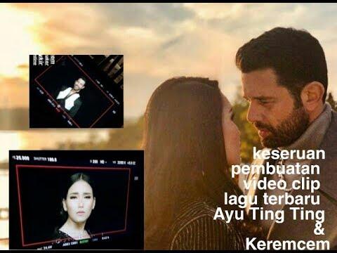 Di Balik Pembuatan Video Clip Lagu Terbaru Ayu Ting Ting & Keremcem