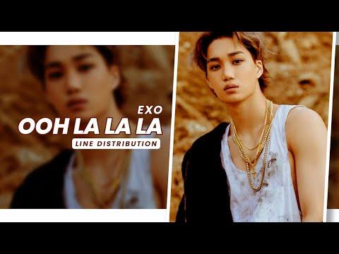 EXO • Ooh La La La | Line Distribution