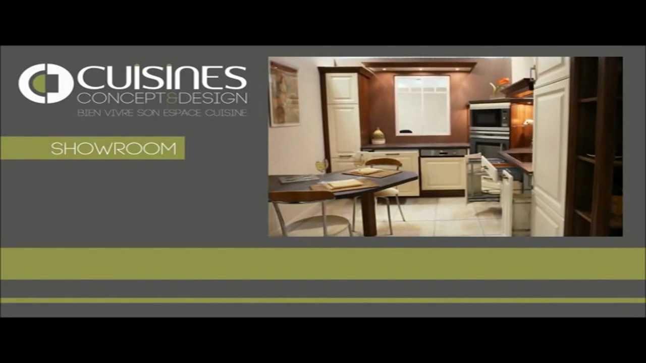 showroom cuisines references la guerche de bretagne - youtube
