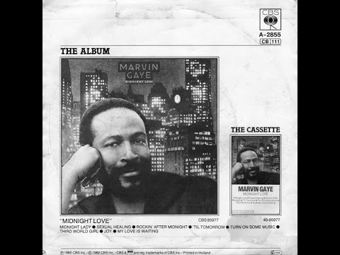 my love is waiting alternate vocal mix marvin gaye