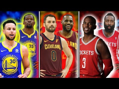 Ranking The Best DUOS From ALL 30 NBA Teams