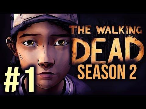The Walking Dead: Season 2 - Part 1 - Gameplay / Walkthrough