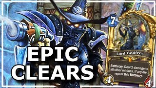 Hearthstone - Best of Epic Clears