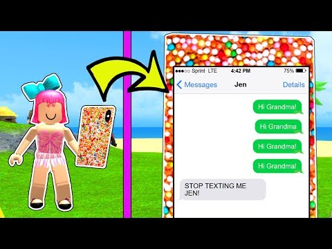 Roblox: SENDING 999,999 TEXT MESSAGES IN ROBLOX!!!