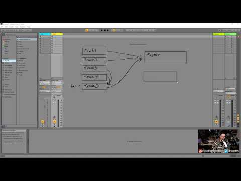 Ableton Live 10 Ultimate Tutorial 05 - Signal Flow