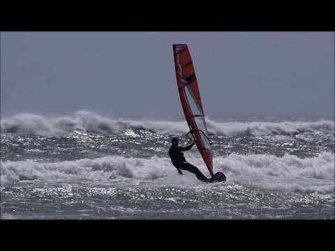 Windsurf: Yzerfontein, South Africa - 17 January 2020