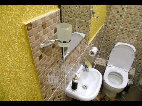 Сталинка - Дизайн туалета в типовой квартире - классный проект