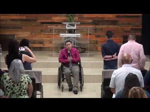 Evangelista Christopher Sánchez Predicación 11 de marzo 2018