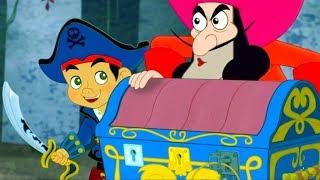 Джейк и Пираты Нетландии - Легион пирата-разбойника. Часть 2 - серия 16 сезон 4 | Мультфильм Disney
