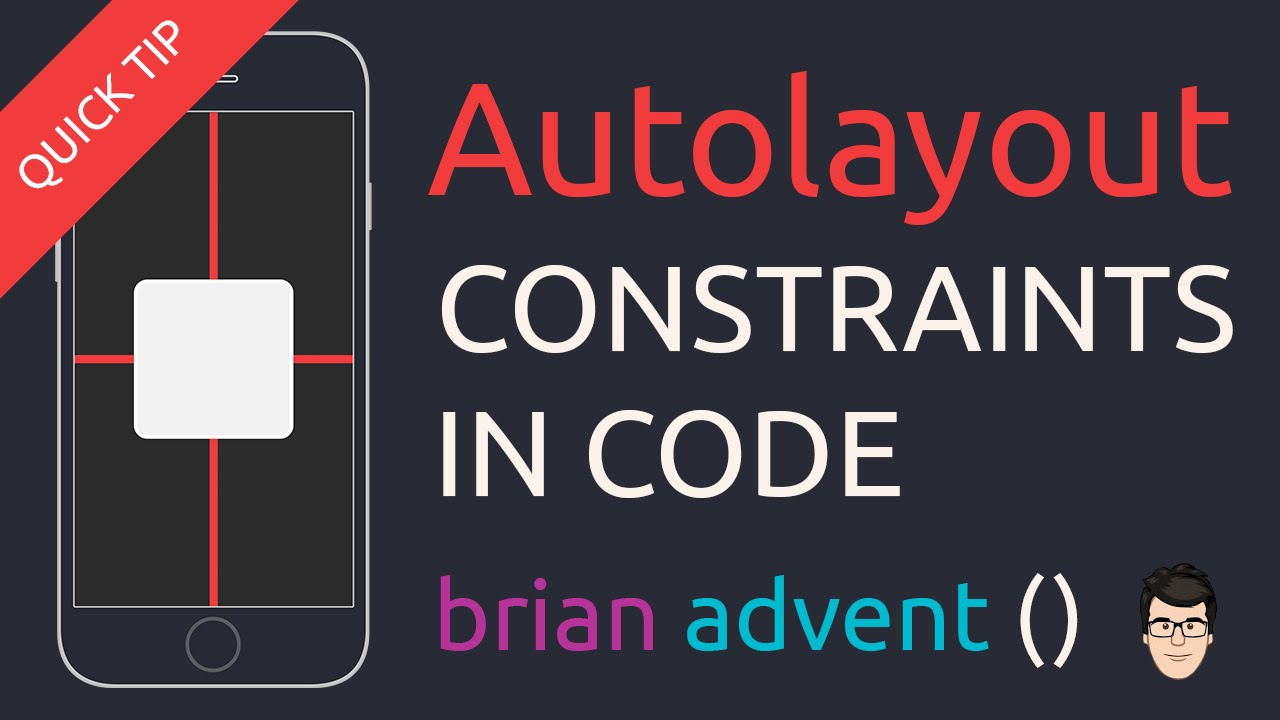 Auto Layout Constraints in Code – Your Guide to Free High