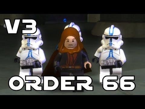 Order 66: Shaak Ti Custom Boss Fight V3 - LEGO Star Wars: The Complete Saga Mods