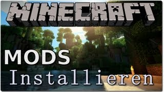 Tutorial: Minecraft Mods Installieren in 3 Schritten [Deutsch] [HD]