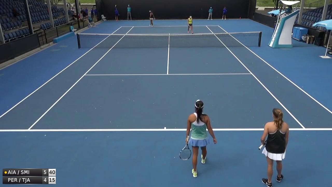 Australian Open 2017 Playoffs Court 7 Day 3 Youtube