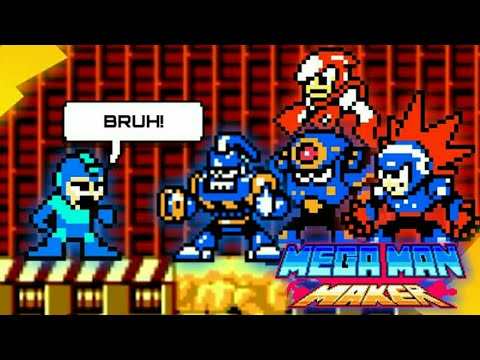 Playing Your MegaMan