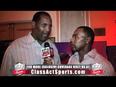 Hall of Famer Richard Dent Exclusive Interview w/ Class Act Sports
