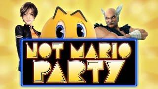 NOT MARIO PARTY