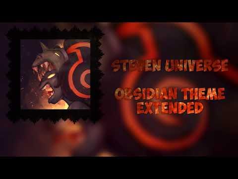 Obsidian Theme Clean Extended [1 hour] - Steven Universe Soundtrack