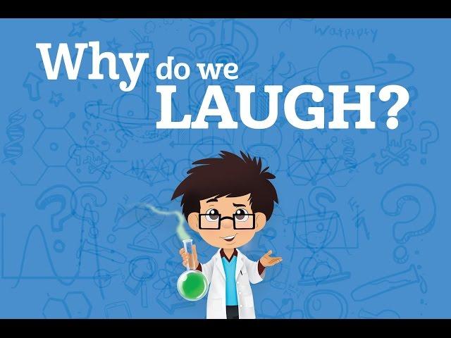 Why do we laugh? | Karim's WOW's (s01e4)