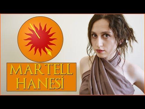 Westeros Tarihi 15  Martell Hanesi  Dorne Kültürü, Prenses Nymeria