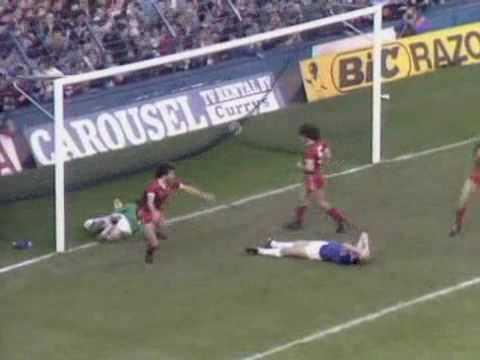 Liverpool Legend - Mark Lawrenson