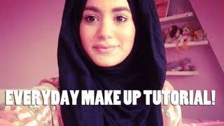 My Simple/natural Everyday Makeup Tutorial