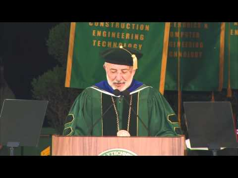Cal Poly Pomona Commencement 2014 - College of Engineering