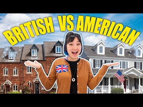 15 Differences Between British & American Houses 🏠