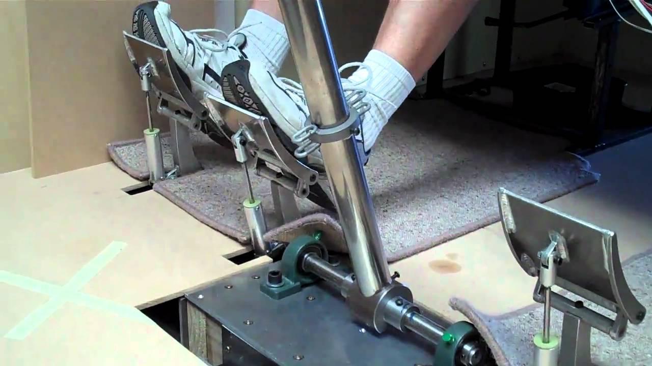Fsx Wallpaper Hd King Air C90 Simulator Rudder Pedal Movement Youtube