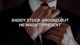 the neighbourhood - daddy issues (remix) (lyrics)