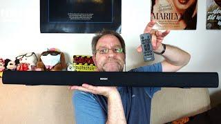 "Review ""Denon DHT-S216"" - 2.1 Dolby Digital, DTS Decoding & DTS Virtual:X Soundbar (4k@30fps)"