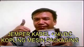 Jumper Kabel  Dc Kopling Mesin Packaging