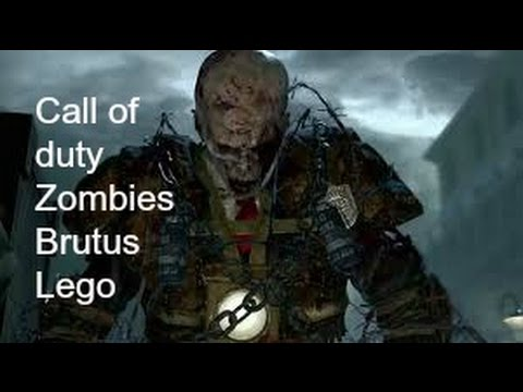 Call of duty zombies lego brutus mob of the dead boss - Mob of the dead pictures ...