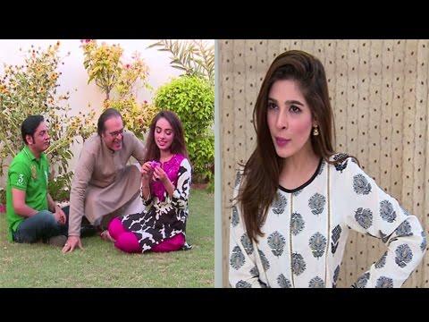 Bulbulay Episode 453 - Is Nayi Parosan Ne Dhoom Machadi