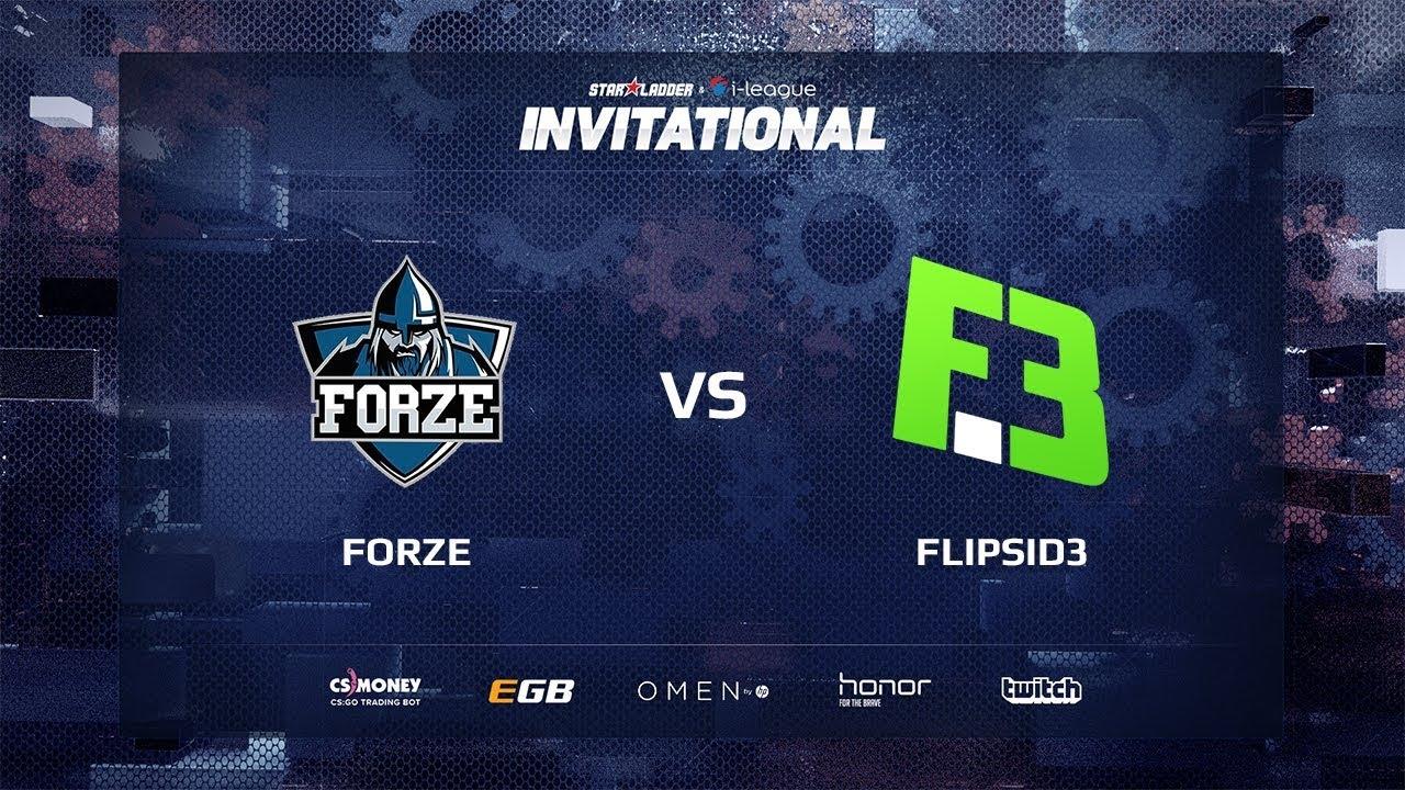 forZe vs FlipSide, map 2 overpass, SL i-League Invitational Shanghai 2017 CIS Qualifier