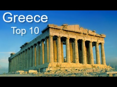 Greece - Top Ten Things To Do, by Donna Salerno Travel