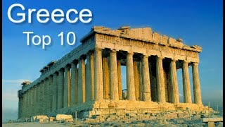 Greece – Top Ten Things To Do, by Donna Salerno Travel