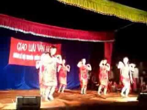 Múa Người con gái Pako (Hội làng- Hội Phụ nữ Thôn 4 Xã Xuân Quan)
