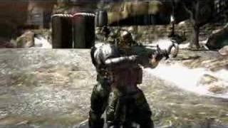 Army of Two Ps3 Trailer