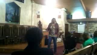 Psalmist Tamara Tippett Trust the Worship pt2