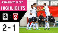 1860 München - Hallescher FC | 34. Spieltag, 2019/2020 | MAGENTA SPORT